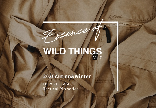 Essence of WILDTHINGS Vol.7