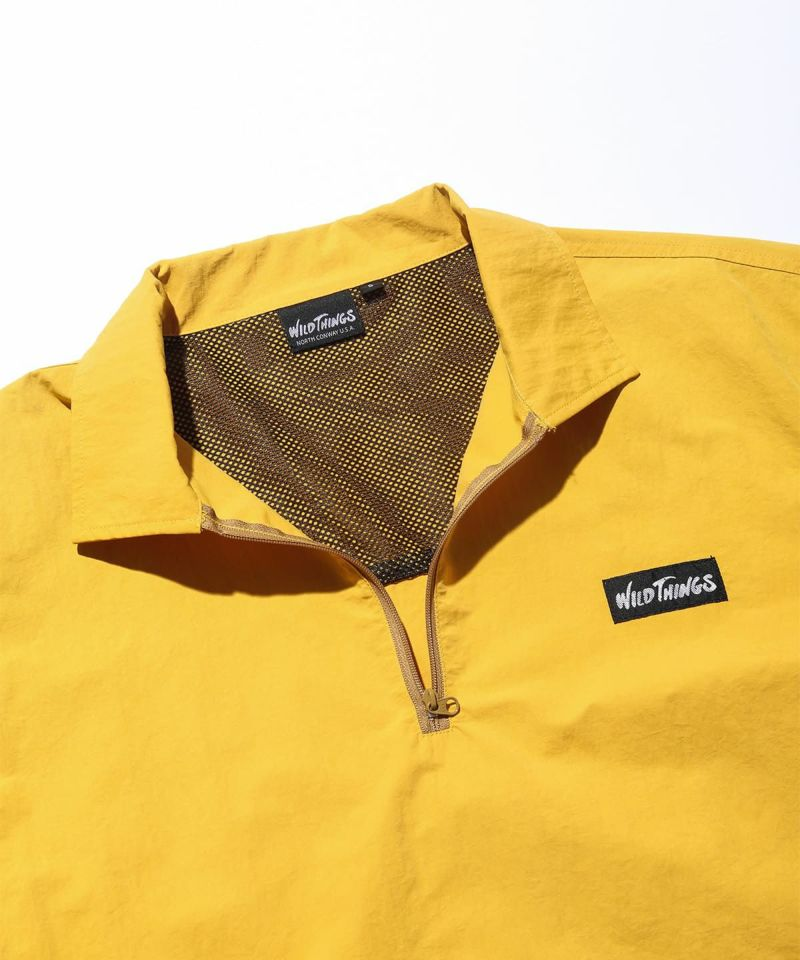 S/S CAMP PULLOVER