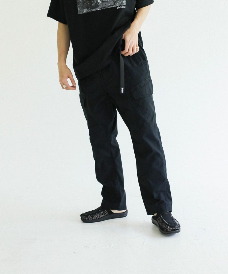 ワイルドシングス BACKSATIN FIELD CARGO PANTS