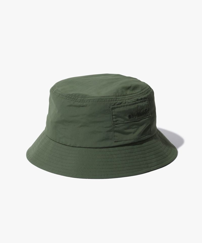 ワイルドシングス SUPPLEX POCKETABLE BUCKET HAT