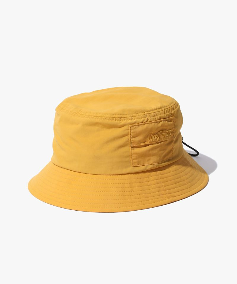 ワイルドシングス SUPPLEX POCKETABLE BUCKET HAT
