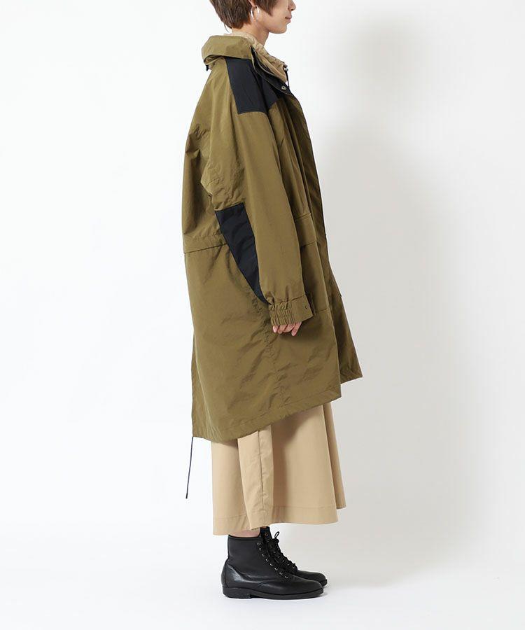ワイルドシングス NYLON OVER COAT