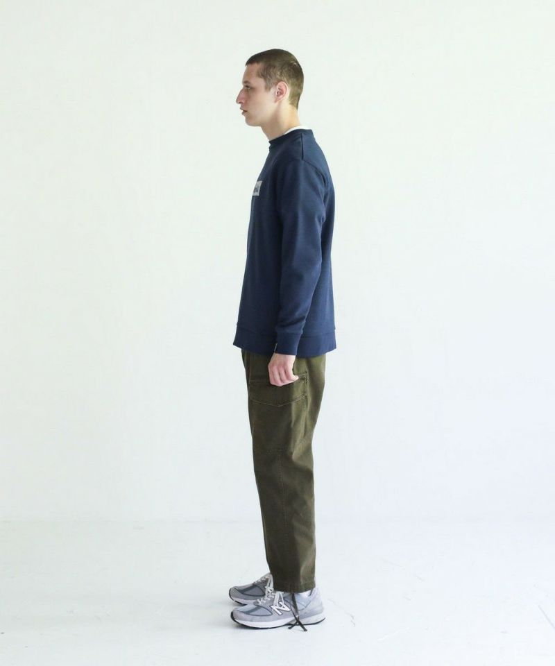 PIGMENT DYED  CARGO PANTS